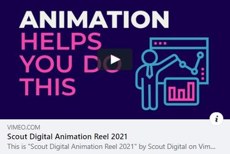 Scout Digital, alumni business sponsor: VIDEO